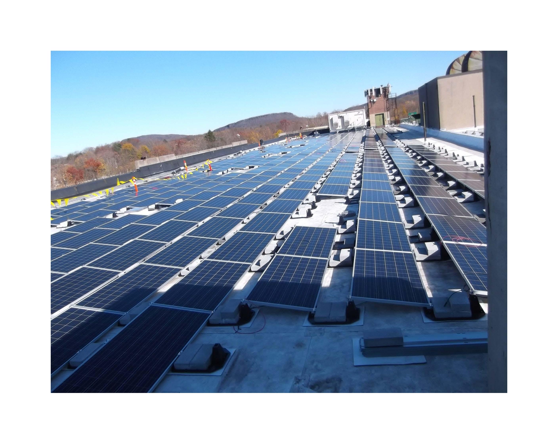 Pictured: CPACE Solar Panel Installation At 290 Pratt Street, Meriden CT  (November 2015) Design Inspirations